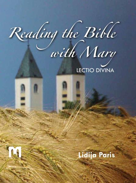 Slika Reading the Bible with Mary -  Lectio divina / Lidija Paris