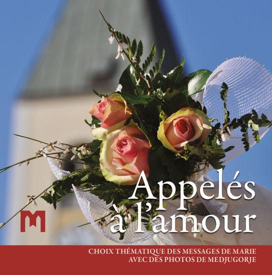 Slika Appelés à l'amour  - Choix thématique des messages de la Vierge avec des photos de Medjugorje