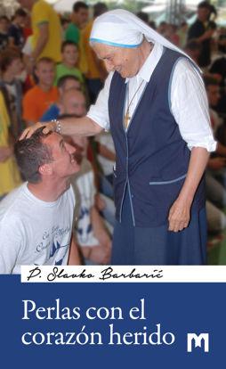 Slika Perlas con el corazón herido / P. Slavko Barbarić