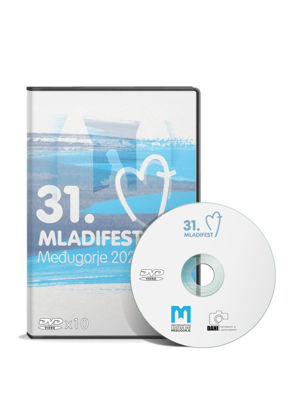 Slika DVD 31. Mladifest Međugorje 2020