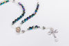 Picture of Plastic rosary with heart beads