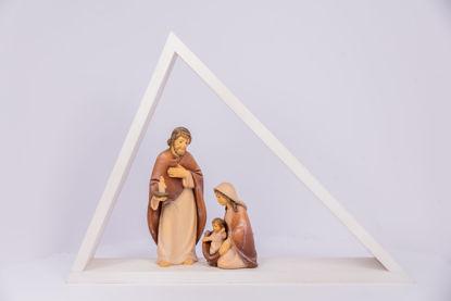 Slika Kip Svete Obitelji sa okvirom - 77015
