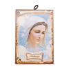 Picture of Icon with Medjugorje details
