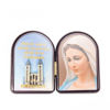 Slika Međugorska ikona sa porukom (2 slike)