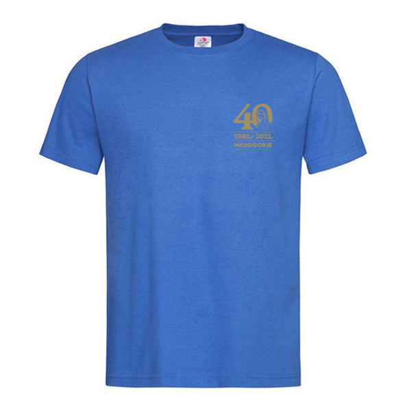 Picture of Official T-shirt  / Međugorje 1981. - 2021.