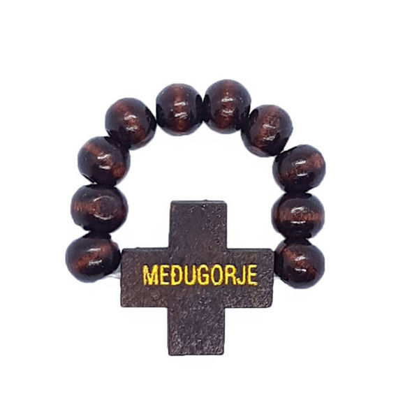 Picture of Single decade wooden rosary K253