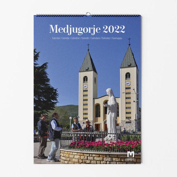 Picture of Calendar 2022.