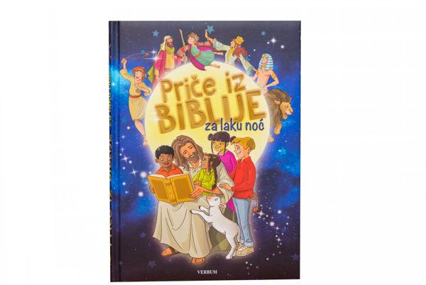 Slika Priče iz Biblije za laku noć / Vanessa Carroll
